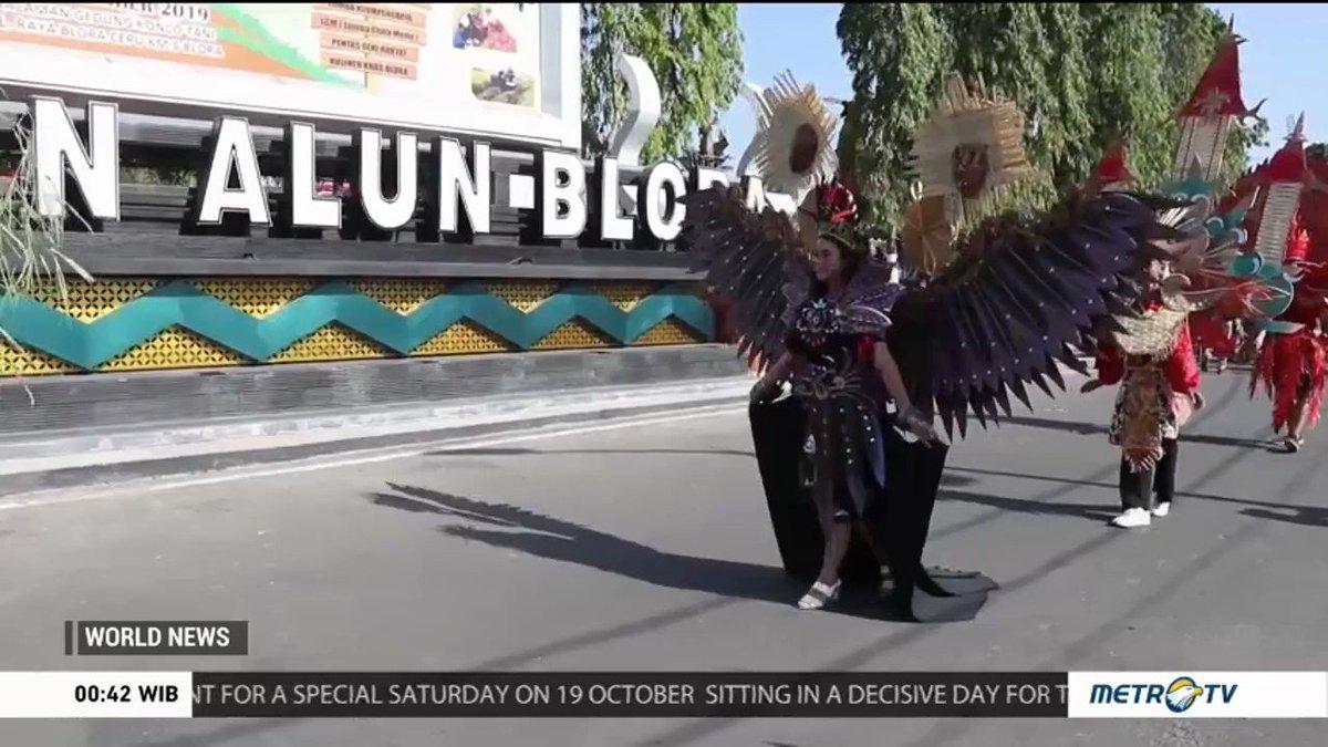 Blora Bamboo Festival  https://www.metrotvnews.com/s/NLMCjQM1