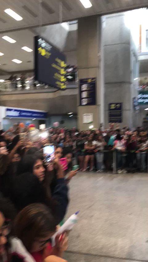 Olivia tá como com essa chegada? #WelcomeToBrazilNowUnited https://t.co/P19nQKynKX