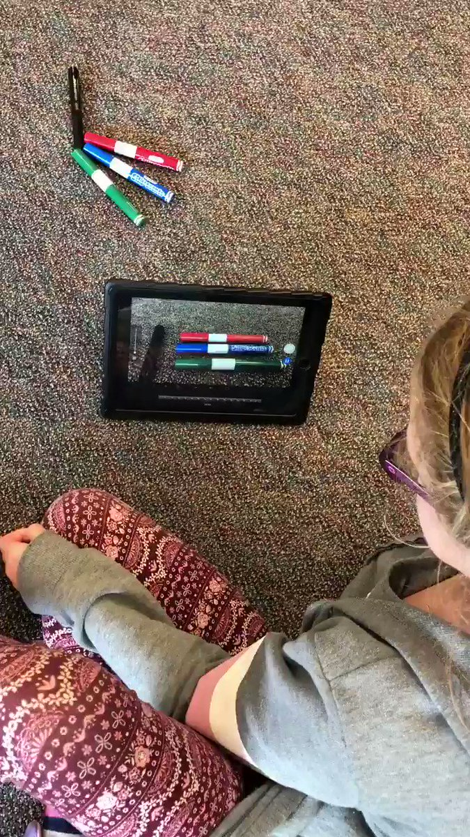 2nd graders learned how to use the Stop Motion Studio app to show their thinking and animate math story problems today!  <a target='_blank' href='http://twitter.com/APSGifted'>@APSGifted</a> <a target='_blank' href='http://search.twitter.com/search?q=HFBTweets'><a target='_blank' href='https://twitter.com/hashtag/HFBTweets?src=hash'>#HFBTweets</a></a> <a target='_blank' href='https://t.co/Qfgqz10sOP'>https://t.co/Qfgqz10sOP</a>