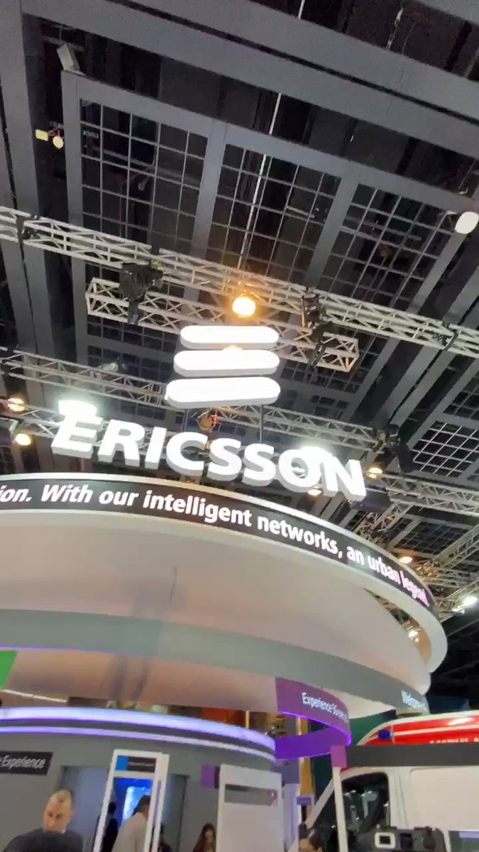 I spent sometime understanding and experiencing how #5G will impact life beyond mobile at the .@EricssonMEA stand at @GITEXTechWeek in Dubai. Full video showing 5G in action coming to my YouTube channel soon 👀