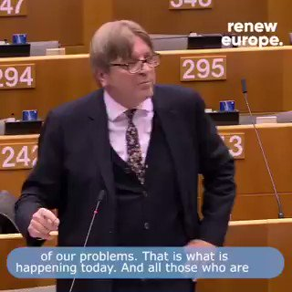 "Verhofstadt considers you are a ""traitor"" ifyou want to leave the EU, and your PRIMARY or SOLE allegiance is to your own countryRT if you agree with me: As a PROUD British citizen, I am PROUD to feel NO loyalty whatsoever to the EU or to ever-closer political union"
