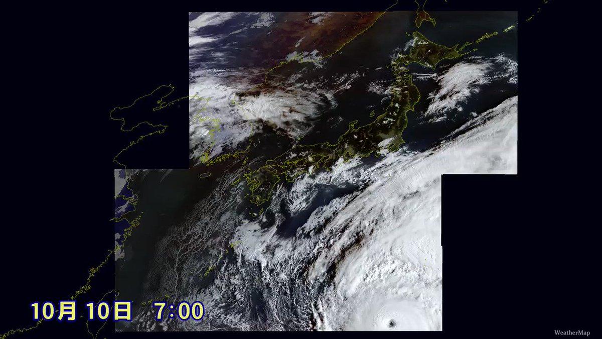 台風19号による生活への影響は計り知れないものがありそうです。比較するなら震度7の地震が起こるとか、もはやゴジラが来るとかそういうレベルの非常事態だと考えています。発生直後から連日お伝えしていますが19号は普通の台風なんかではありません。台風15号より強くてはるかに大きい怪物です。