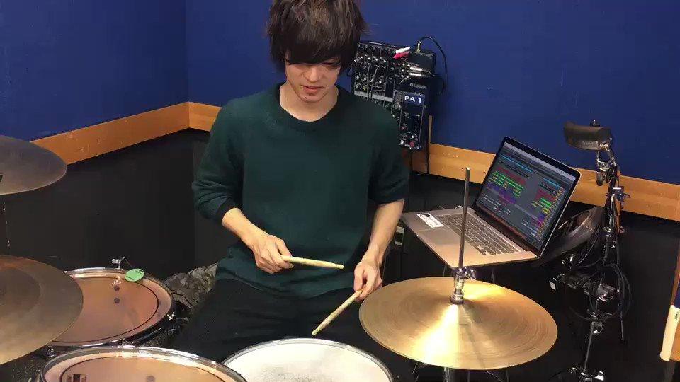 RT @takeru_drums: #ドラムの日 #スキライズム https://t.co/FDwnaTbhOL