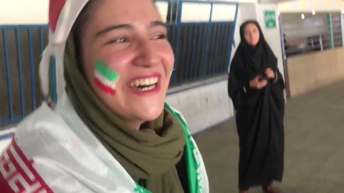 این حال خوش #ایران_کامبوج #ایران_کامبوج_بازنان #با_من_به_ورزشگاه_بيا