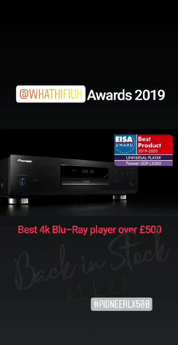 Best 4k Blu Ray Player 2020.Pioneer Home Uk Pioneer Uk Twitter Profile And Downloader