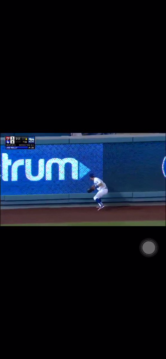 The Howie Kendrick Grand slam but with the Avengers theme #STAYINTHEFIGHT