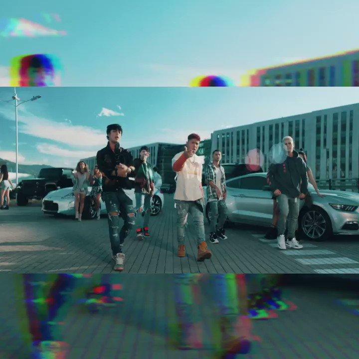 Ya en todas las plataformasdigitales!! #QQS EP is out everywhere! 💿🔥 El video de #PEGAO ya está disponible en @youtubemusic! Gracias por todo #CNCOwners 🙏🏼♥️