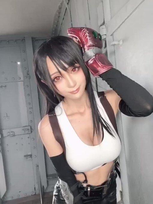 コスプレイヤーカモミールのTwitter動画18