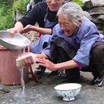 餃子の皮は小麦粉ですが、代わりに卵を使うという斬新な考え方!!