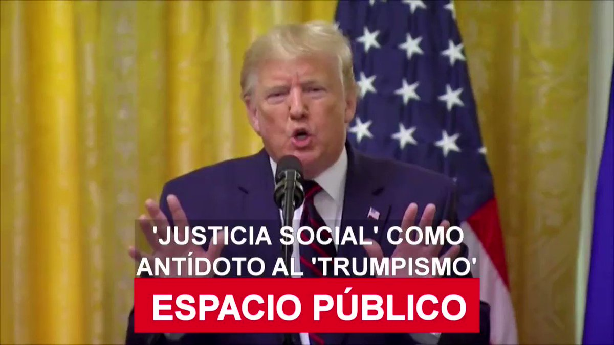 Aquí os dejamos el vídeo-resumen del acto de cierre del debate El Trumpismo, la nueva barbarie, con la participación de: @CHAVESGIRALDO, @mmartinezlucio, @eu_a_gabi, @pbustinduy, @monicamelle 👇👇👇