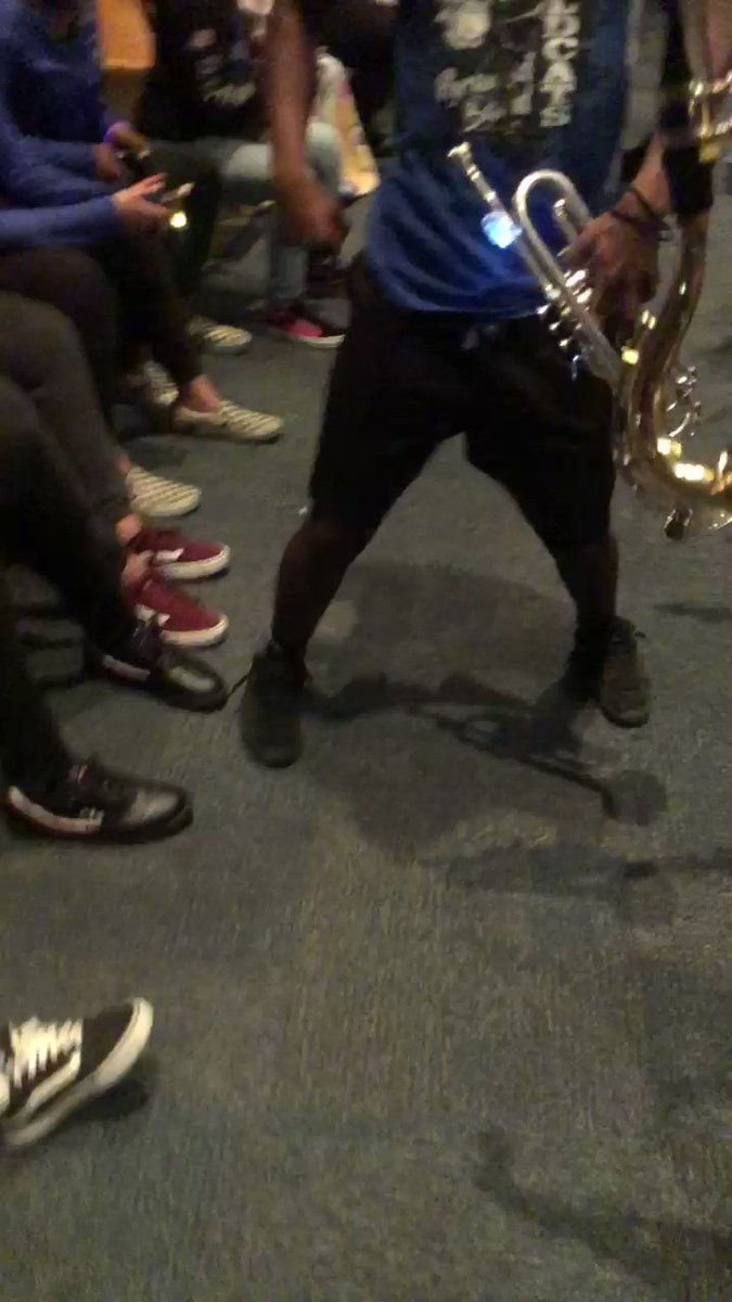 @Dunbar_HS band ain't no joke!!!