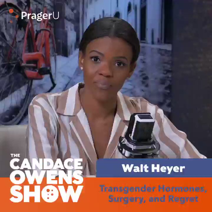 People that are transgender have a 19x higher rate of suicide, post-transition.  Now ask yourself— why is our media, culture & society trying to convince and confuse children regarding gender?  Walt Heyer (formerly a trans-woman) speaks out against this abusive trend, on Sunday! https://t.co/uZUbB5vdec