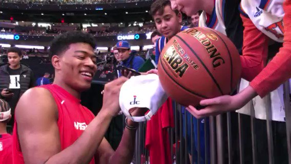 With Rui Hachimura, first NBA draft pick from Japan, Wizards make big play for new audience