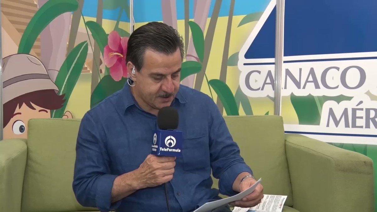 Recorte presupuestal pone en riesgo de la producción y economía. #AbriendolaConversación. #TeleFórmula Yucatán.