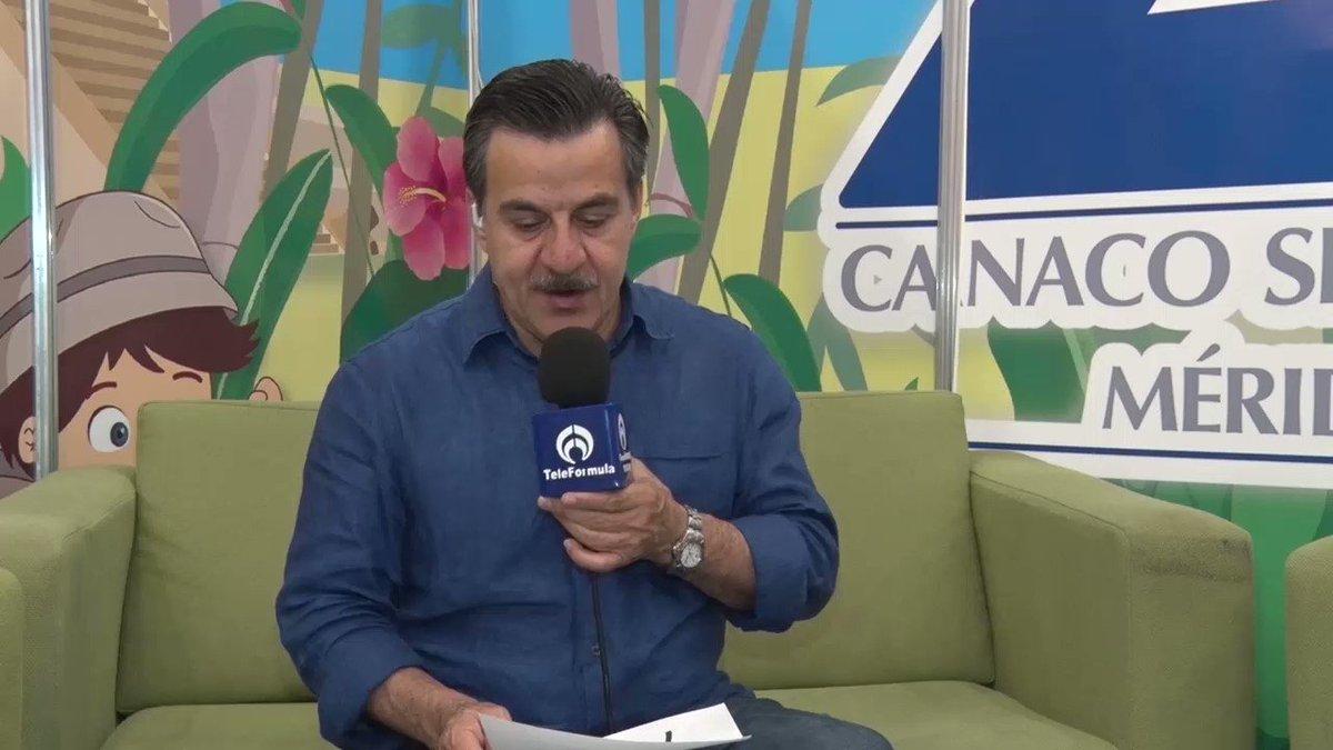 Senadores preocupados ante los recortes al presupuesto. #AbriendolaConversación. #TeleFórmula Yucatán.