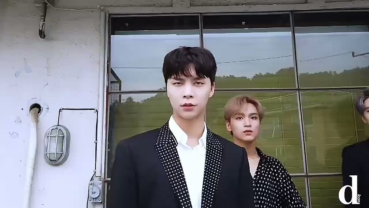 nct: doyoung: bitch said what