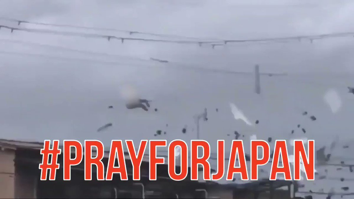 sending out all the prayers to japan! 🙏 typhoon then an earthquake #prayforjapan #Pray4Japan #Japan #japanTyphoon