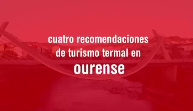 En @planescuatro, @cuatro recomendaciones de turismo termal en Ourense, #ProvinciaTermal, la segunda ciudad europea con más aguas termales, solo por detrás de Budapest   Programa #TurismoTermal de @DeputacionOU  https://www.termalismourense.com/