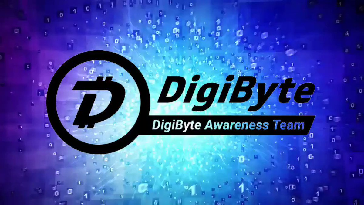Image for the Tweet beginning: Remember: DigiByte is a truly