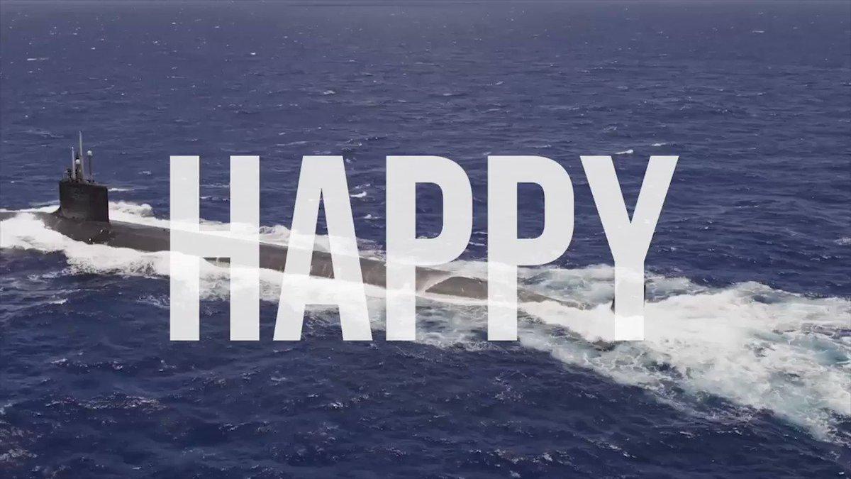 Happy 244th,@USNavy! #244NavyBday #HBD