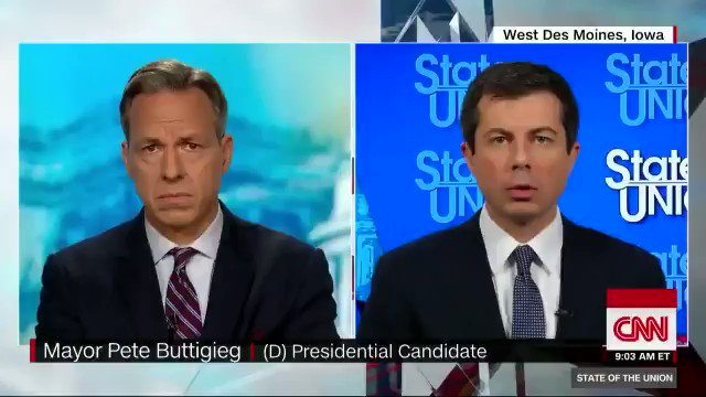 Buttigieg: Im hearing from soldiers who feel they have lost their honor over this, who feel they are unable to look allies in the eye ... If you take away a soldiers honor, you might as well go after their body armor next. Thats what [Trump] is doing.
