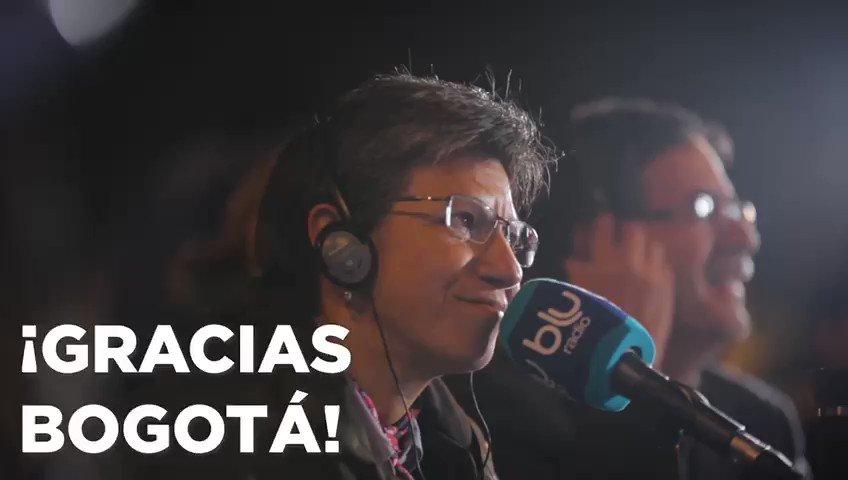 Nací en Bogotá hace 49 años.Como millones de colombianos le agradezco a Bogotá los sueños realizados, las oportunidades conseguidas y las metas logradas. #GraciasBogotá!Vamos a hacer de Bogotá el mejor hogar de todos los colombianos.Somos mayoría! Vamos a ganar!