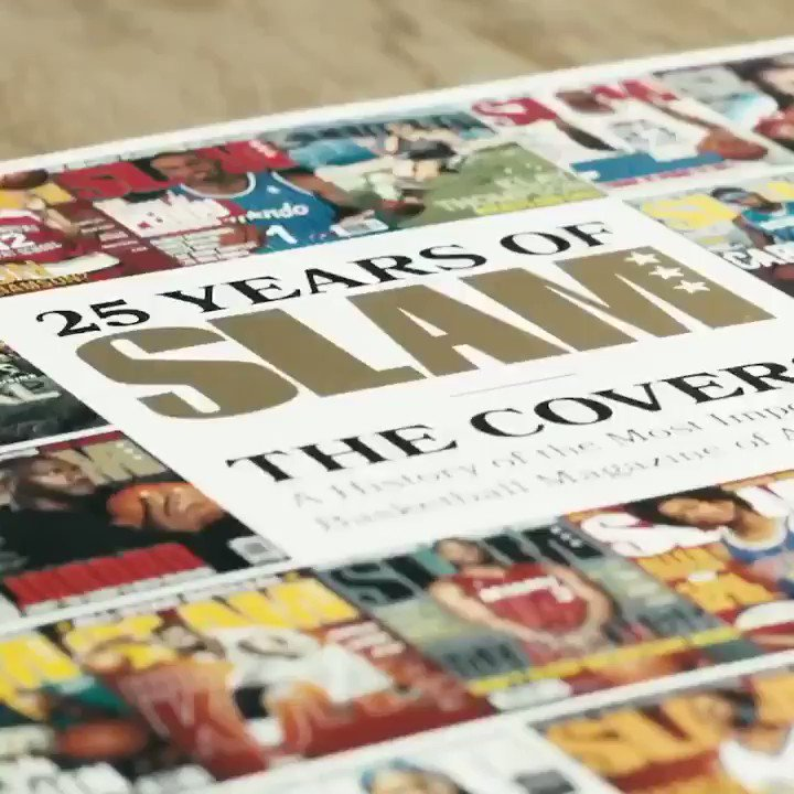 25 years of iconic covers. Heres how they were created: slam.ly/covers