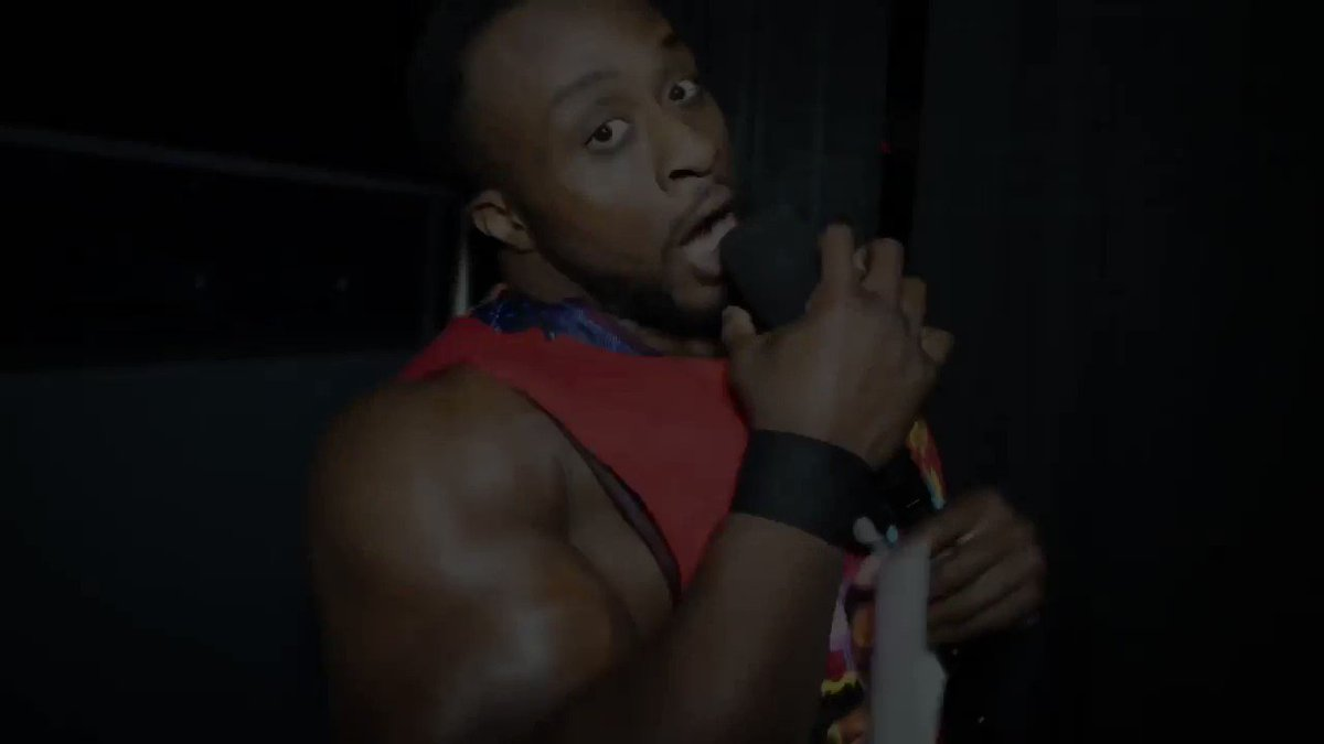 "Do ""your boys"" go 🔴 or 🔵 in night 2 of the #WWEDraft? Found out tomorrow night on #Raw! #WWEAmarillo@TrueKofi @WWEBigE"