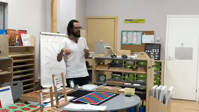 """Last Saturday we held """"Math Across the Levels"""" seminar during which MSM guides told how human tendencies and simple but genius Montessori materials help children in acquiring mathematical concepts fundamentally. #mathforchildren #easymath #montessorischoolofmoscow #montessori https://t.co/ZUBM5OyDDl"""