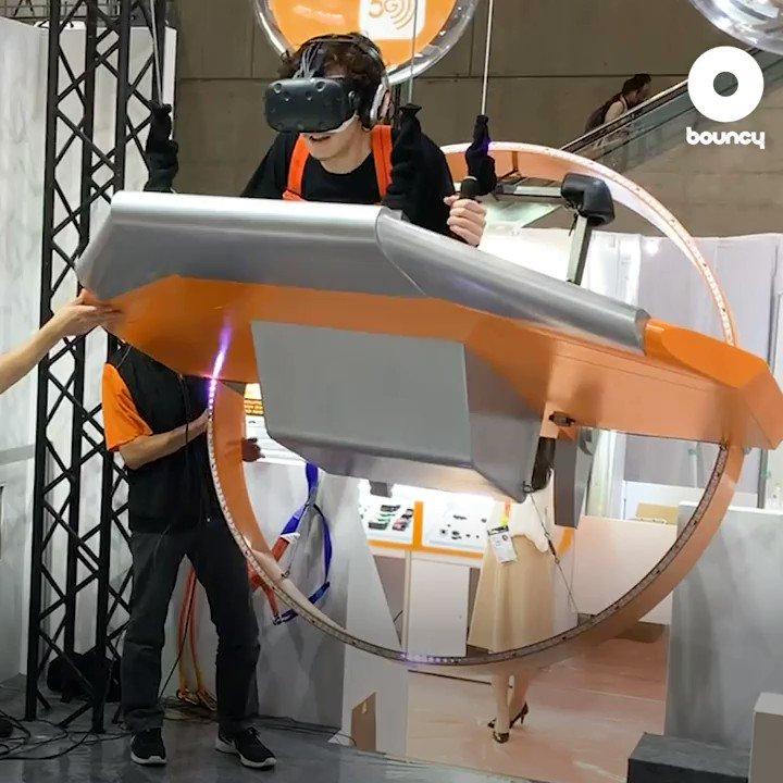 #CEATEC2019 明日から開幕! ANA初出展や空飛ぶクルマ体験、未来のテクノロジーが大集結!【メディアデー取材レポート】詳細はこちら→ #ANA #瞬間移動