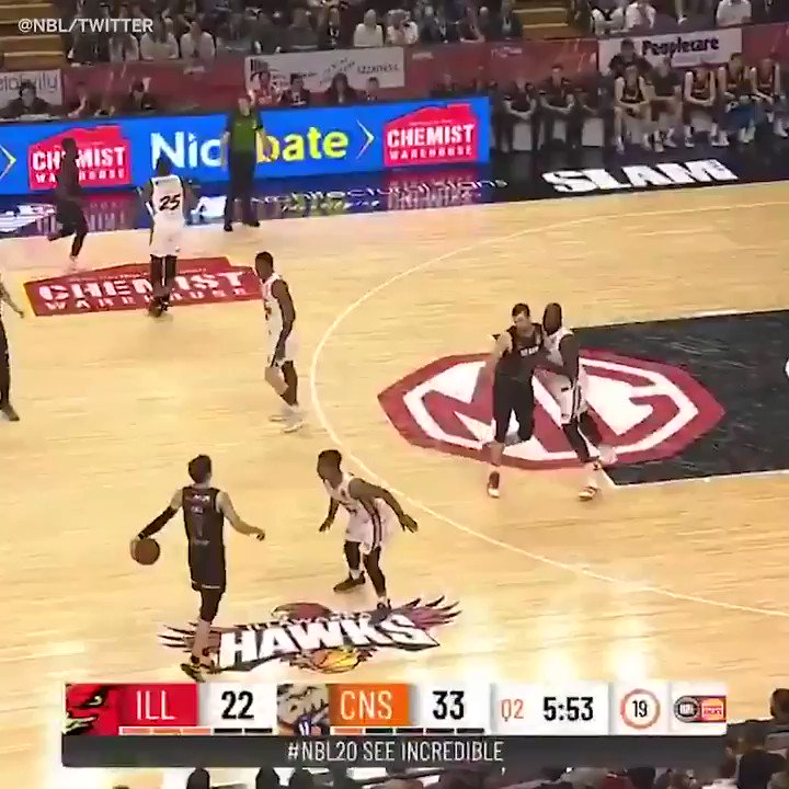 LaMelo Ball's game is too smooth 🔥  (via @NBL)