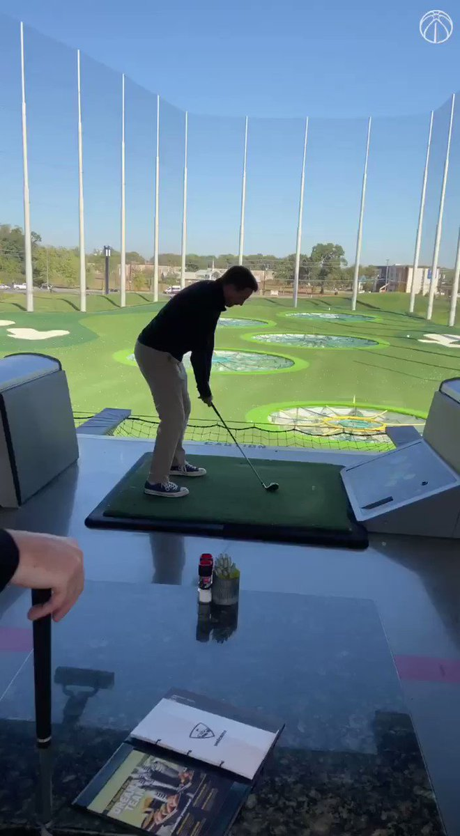 The Washington Wizards' Topgolf outing wasn't nearly as gruesome as you'd expect