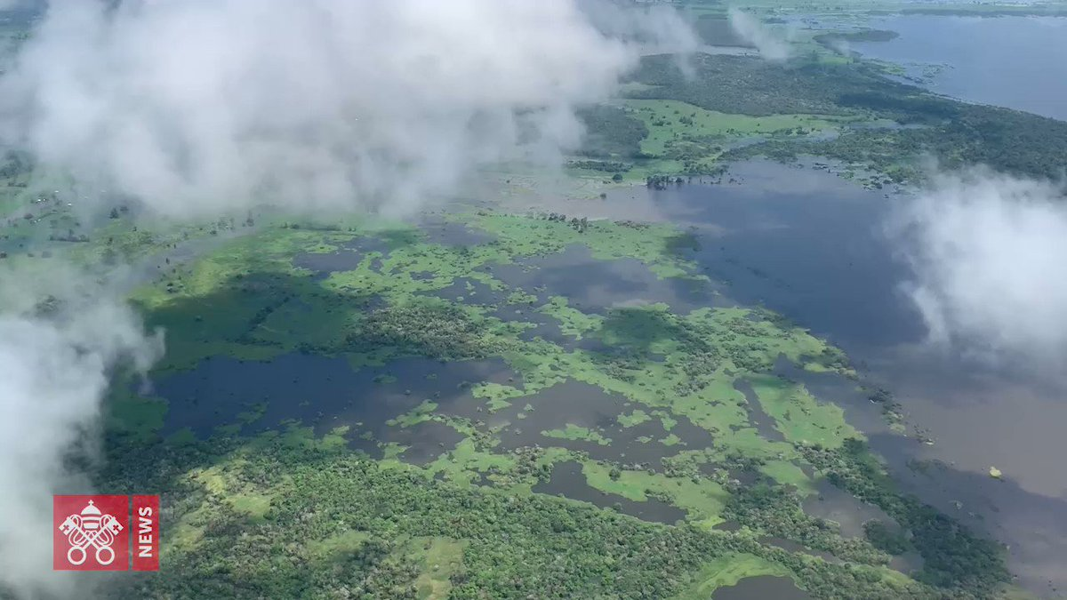 Image for the Tweet beginning: 👉 Évangéliser, Mission, Amazonie #SinodoAmazonico