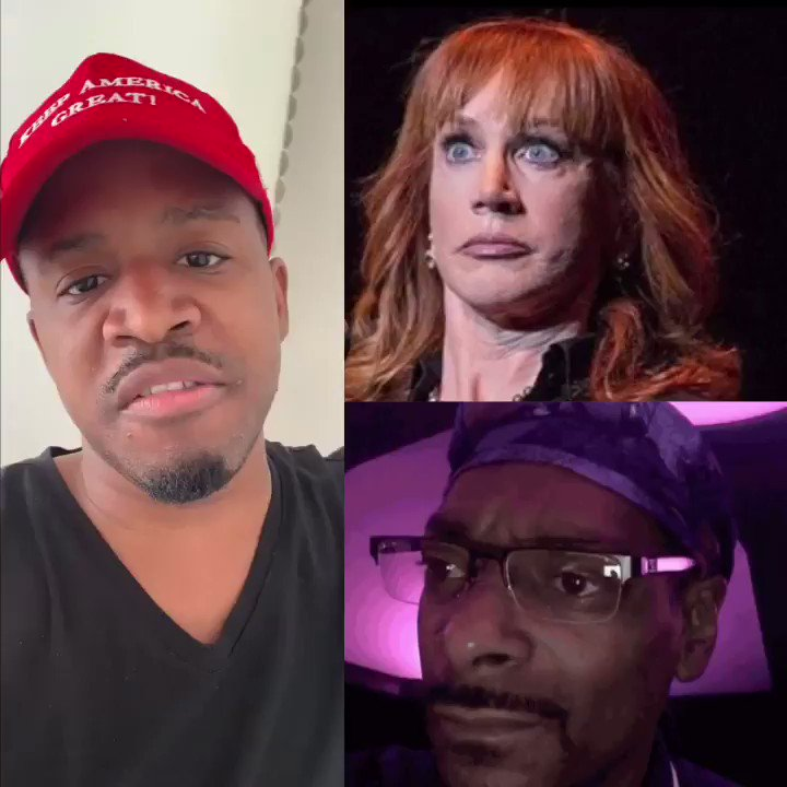 F*ck @SnoopDoggSharpton, Jessie Jackson, Oprah, all loved Trump until he ran for president. They hated him after because of Democratic votes that would be lost.  Snoop debate Candace Owens and then meet with Trump and then let me know. Not sure u have the balls for Candace.