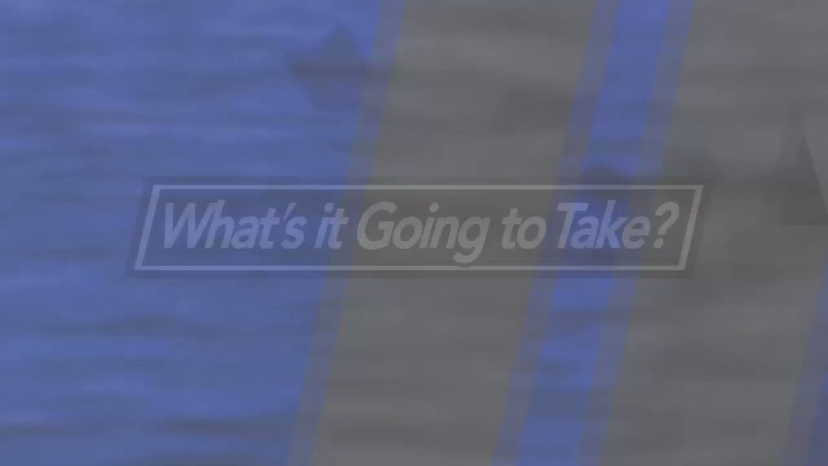 Image for the Tweet beginning: What's It Going to Take