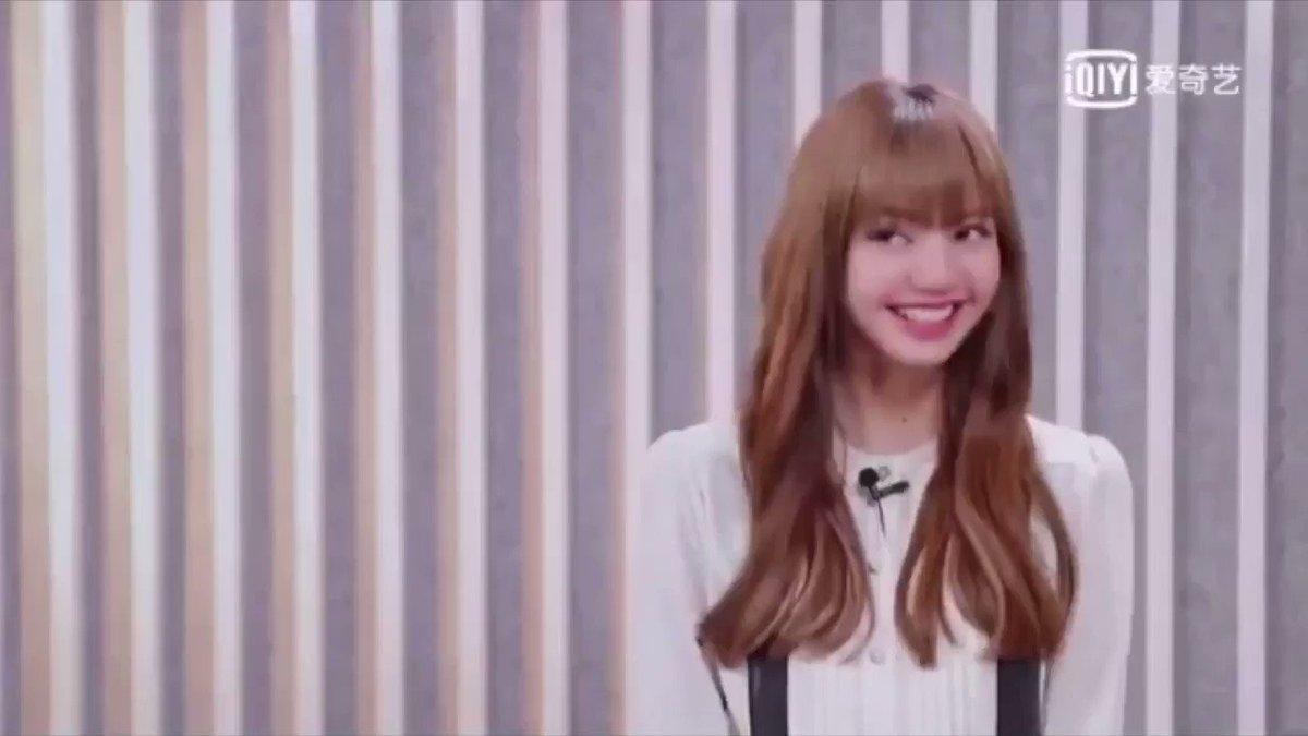 "RT @_fluffylisa: ""what? are you testing me"" #LISA年少有你 https://t.co/jzjTSqXb8M"