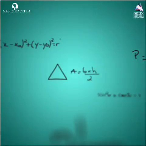 Vidya Balan as #ShakuntalaDevi... Based on the life of the mathematical genius, the 'human computer' - Shakuntala Devi... Costars Sanya Malhotra... Directed by Anu Menon... Summer 2020 release.