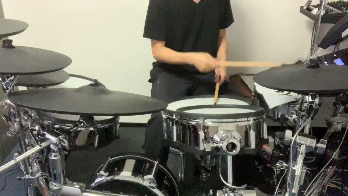 🥁ドラム叩いてみた✨20「アジアの純真」/PUFFY#ドラム#drums#叩いてみた#懐メロ#1990年代