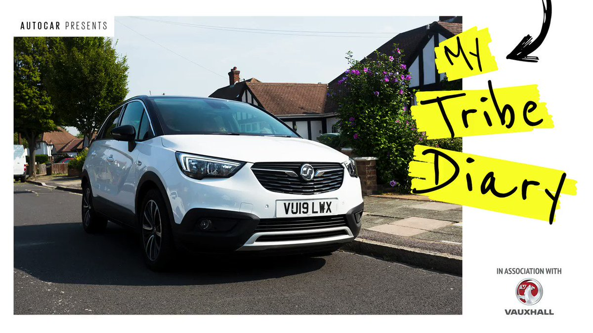 Promoted: Family life is never as simple as 2.4 kids. Find out how the @Vauxhall #CrosslandX is the perfect match for the relatives and friends that make up the Wilkinsons' extended tribe #MyTribeDiary. See more at: buff.ly/2AYcoJE
