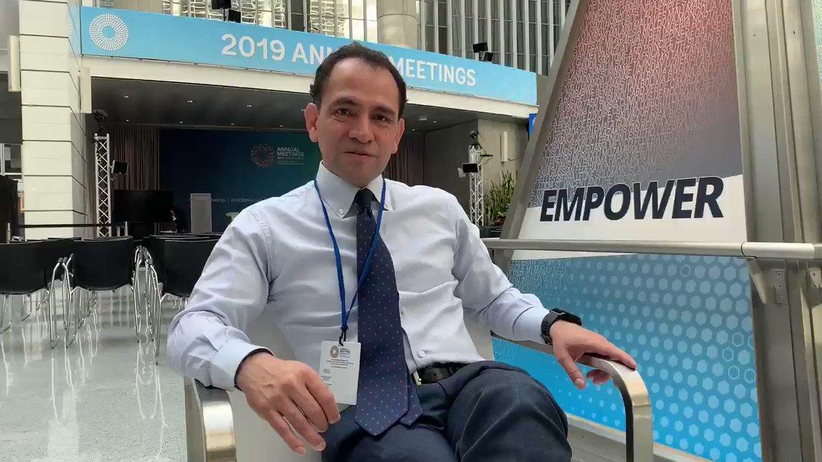 Esta semana se realizarán en Washington las reuniones anuales del @BancoMundial y @FMInoticias. Es el evento más importante de finanzas internacionales y un espacio para la búsqueda de consensos.Les cuento en estos videos de qué se trata y cuál es la participación de México. 1/3