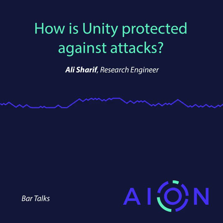 """Image for the Tweet beginning: """"How is #Unity protected against"""