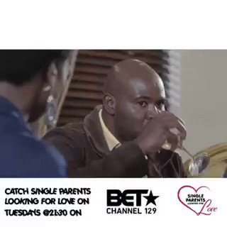 #ThemKids: Do you think you can provide financially for our queen? Suitor 3: #SingleParentsBET