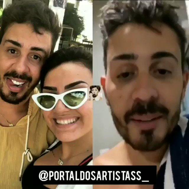 Amigo que é amigo torce por você até embaixo d'água by Carlinhos Maia / @portaldosartitaass / Instagram. #AFazenda11 https://t.co/pJGzkgp6pN