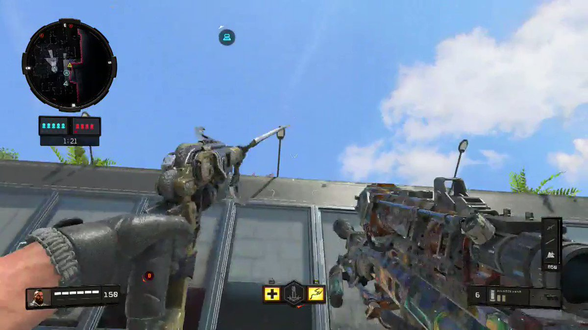 BO4 clip 10 days before new cod Mad cringe but been tryna hit this snipe for a min😭