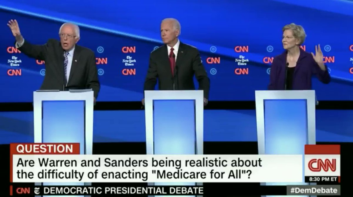 Bernie Sanders just called out the Democratic Party for not standing up to the healthcare industry https://t.co/tvtzuolfBe