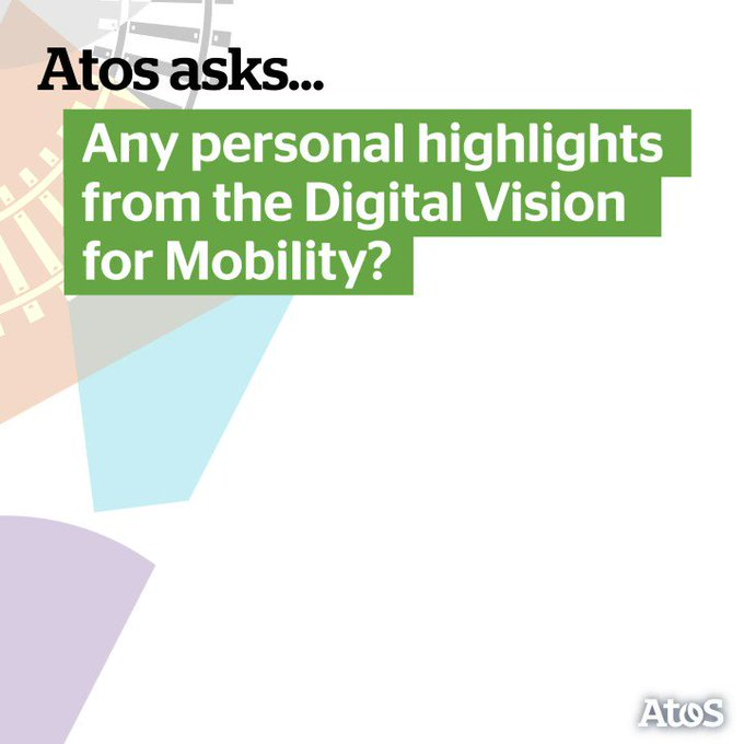 Our Digital Vision for #Mobility highlights how emerging technologies are driving rapid...