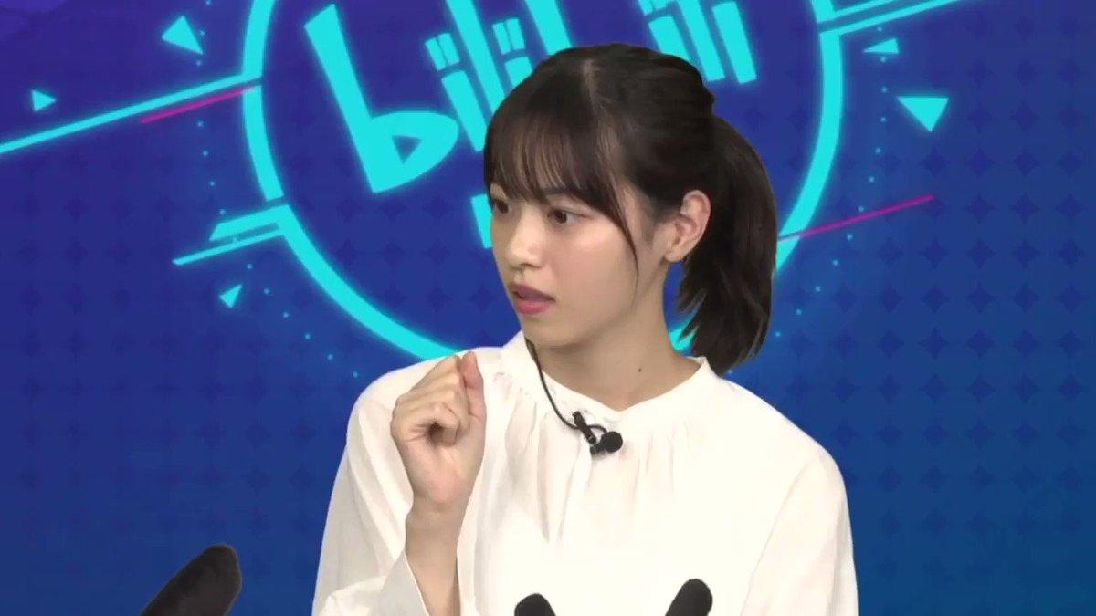 なぁちゃんのえへへって笑い方好きすぎる(^^)!#西野七瀬