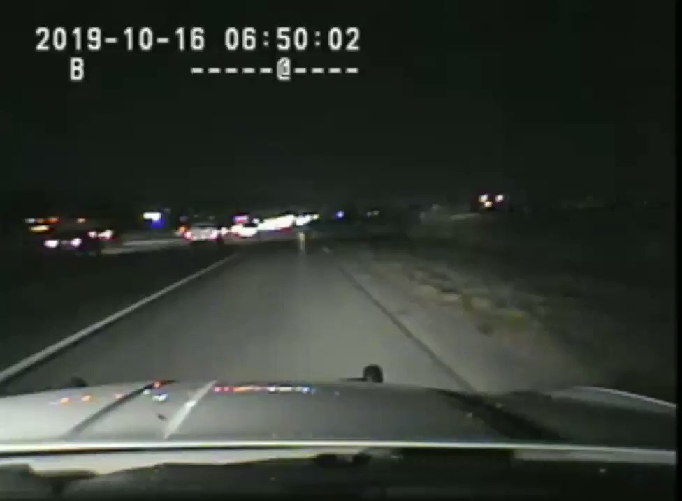 Video shows Utah trooper saving unconcious driver from oncoming train