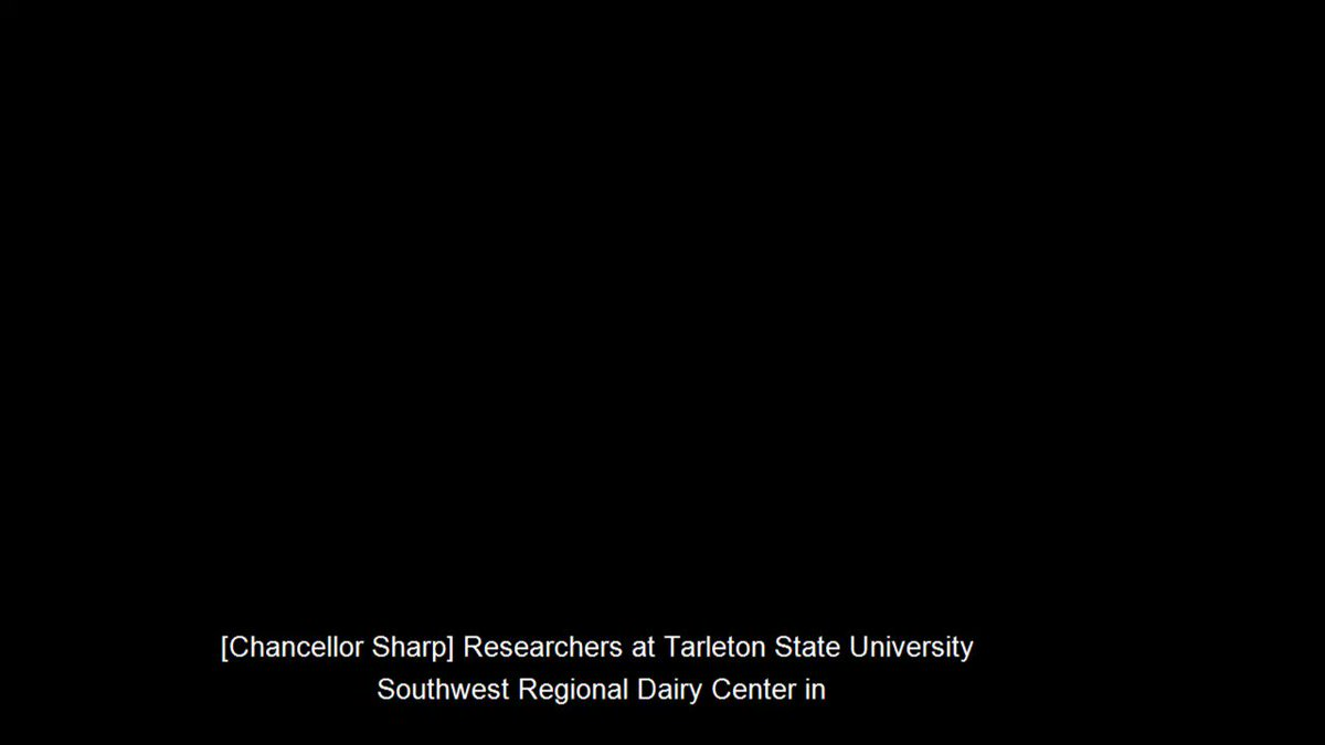 Image for the Tweet beginning: See how the @TarletonState @SouthwestDairy