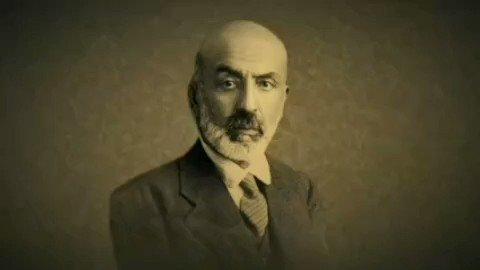 Image for the Tweet beginning: Vatan Şairi Mehmet Akif Ersoy'un